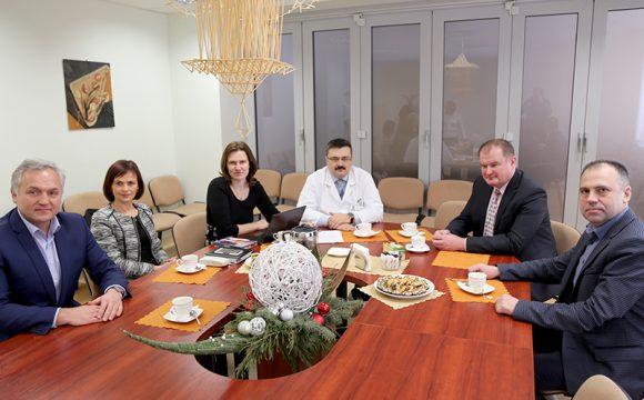 Tarptautinis bendradarbiavimas ''2014-2020 metų Europos kaimynystės priemonės Latvijos, Lietuvos ir Baltarusijos bendradarbiavimo per sieną programa''