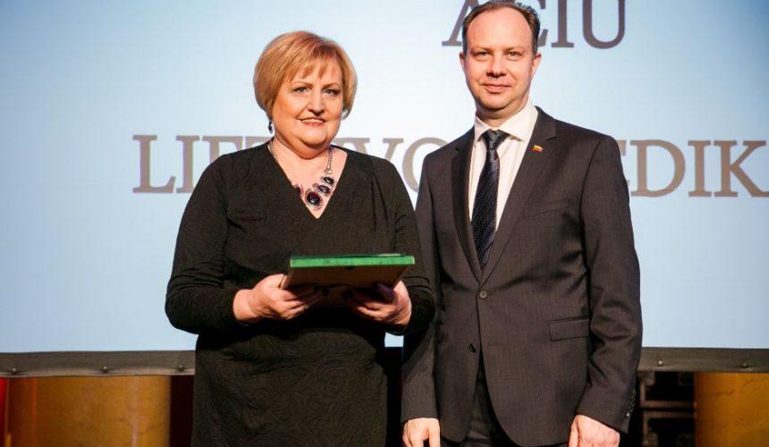 Apdovanoti nusipelnę Lietuvos medicinos darbuotojai